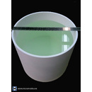 7.3 Gallon Open-Top Solid Virgin PTFE Pot