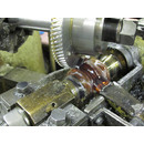 Precision Plastic & Metal Industrial Gear Manufacturing