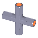 Crosses CAD Models