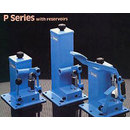Hand Operated Hydraulic Pumps - P-A & P-AC Series with Reservoirs