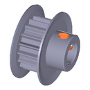 Pulleys CAD Models