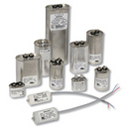 Motor Run AC Film Capacitors