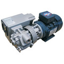 Lubricated Rotary Vane Vacuum Pumps