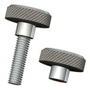 Course Knurled Round Knobs