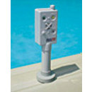 Above Ground Pool Alarm System w/In-Home Remote Receiver