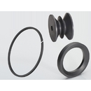 Custom Piston Rings, Rotary Joint Seals & Fiberglass Gathering Shoes