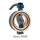 Series M200 Butterfly Valves - Norriseal Controls
