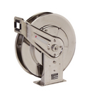 Spring Retractable Stainless Steel Hose Reels