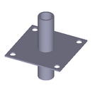 Supports CAD Models