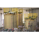 Custom Manufacturing & Fabrication of Industrial & Commercial FRP (Fiber-Reinforced Plastic) Tanks