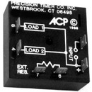 1/2 Amp Dual Output Sequential Reset Timer - Series 6093