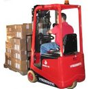 World's Smallest Forklift