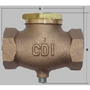 Cast Brass In-Line Check Valves