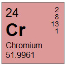 Chromium (Cr) Compounds