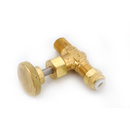 Poly-Connect&amp;#174; Brass Needle Valves