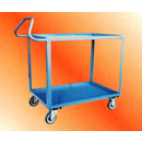 Ergonomic Service Carts (2 Shelves)