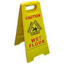 Floor Warn&amp;#174; Wet Floor Sign