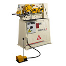 GEKA Universal Shearing and Punching Machines with One Cylinder