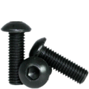 Metric Button Head Socket Cap Screws (ISO 7380)