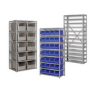 Bin Racks & Shelf Racks