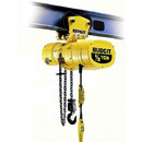 Hook & Lug Mounted Hoists with Push and Hand-Geared Trolleys - One and Two Speed Hoists