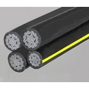 Quadruplex Conductor Type URD Cable Aluminum Conductor