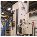 Large Precision Machining