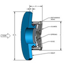 FBC™ Insert Wafer Check Valve