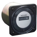 AB40 Switchboard Style AC Hour Meters