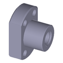 Power Screws CAD Models