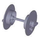 Rolls and Rollers CAD Models