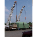 Custom Crane Lifting and Rigging Services