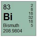 Bismuth (Bi) Compounds