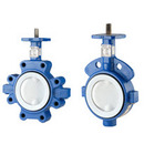 Resilient Seat (High Flow) Butterfly Valves