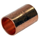 Copper End Solder Fittings 5270 - Straight Coupling