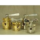 Control Selector Valves - Solid Stainless Steel Rotor