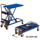 Single Scissor Hydraulic Elevating Carts - Reusable Transport Packaging