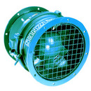 Pneumatic Axial Fans: Explosion Proof