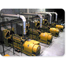 Diesel & Natural Gas Electric Generators