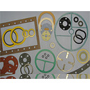 Standard and Custom Cut Gaskets in All Non Asbestos and Rubber Compounds