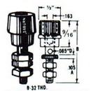 15 Amp Standard Duty Binding Post