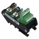 D-SUB Series DIN Rail Mounted Interface Modules