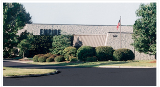 Empire Abrasive Equipment Facility