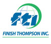 Finish Thompson, Inc. (FTI) Company Logo