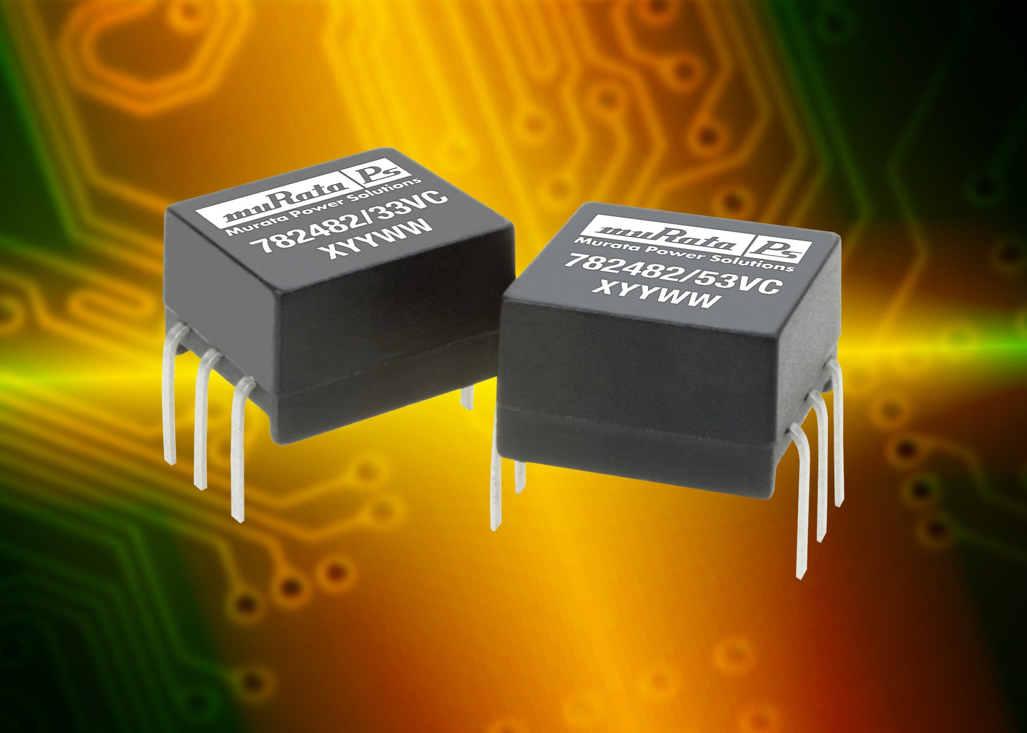 Tansformer : 782482 Low EMI converter transformers approved for use with Analog Devices high speed transceivers