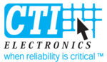 CTI Electronics Corporation Company Logo