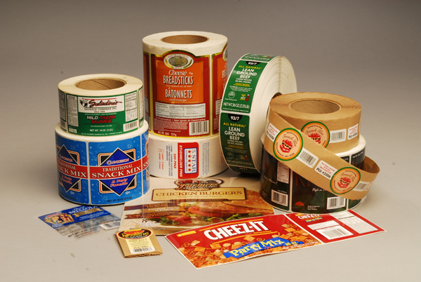 Color Labels, Label Converting
