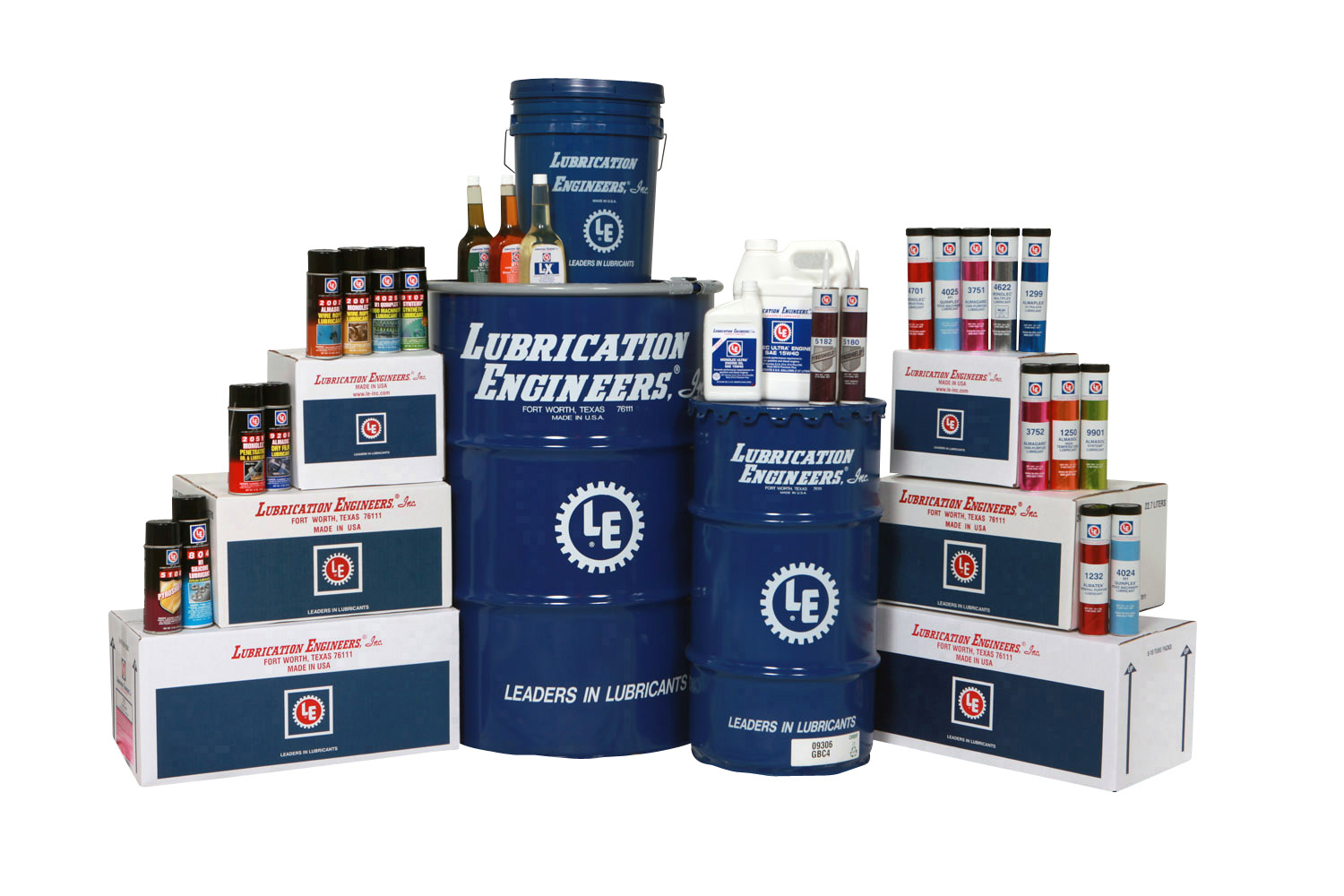 Lubrication Engineers lubricants products oil grease