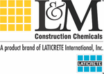 L & M Construction Chemicals, Inc. Company Logo