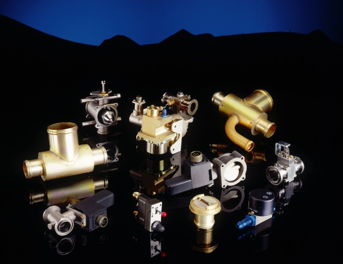 Pnuematic Valves